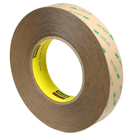 """3M 9472LE General Purpose Adhesive Transfer Tape, 1"""" x 60 yds., 5 Mil Thick"""