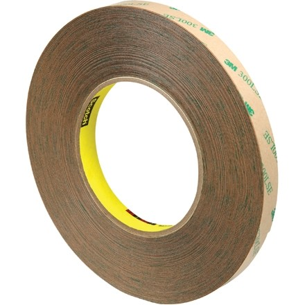 "3M 9472LE General Purpose Adhesive Transfer Tape, 1/2"" x 60 yds., 5 Mil Thick"