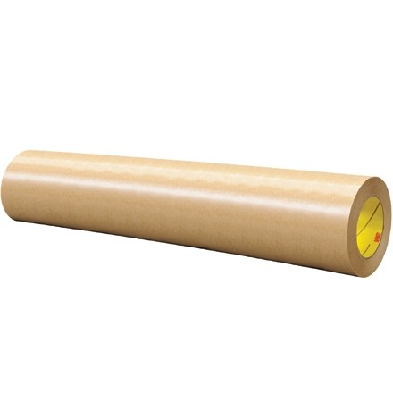 """3M 465 General Purpose Adhesive Transfer Tape, 18"""" x 60 yds., 2 Mil Thick"""
