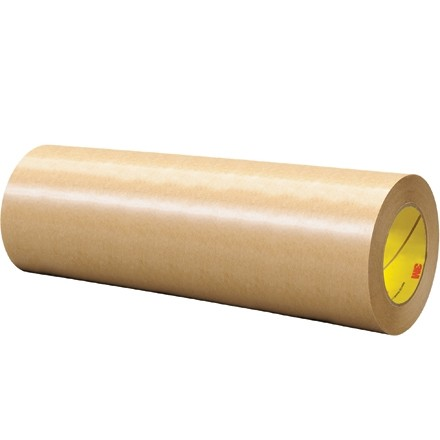 "3M 465 General Purpose Adhesive Transfer Tape, 12"" x 60 yds., 2 Mil Thick"