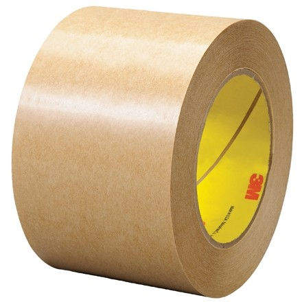 "3M 465 General Purpose Adhesive Transfer Tape, 3"" x 60 yds., 2 Mil Thick"