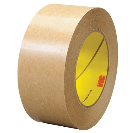 "3M 465 General Purpose Adhesive Transfer Tape, 2"" x 60 yds., 2 Mil Thick"