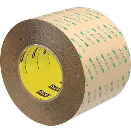 """3M 9472LE General Purpose Adhesive Transfer Tape, 4"""" x 60 yds., 5 Mil Thick"""