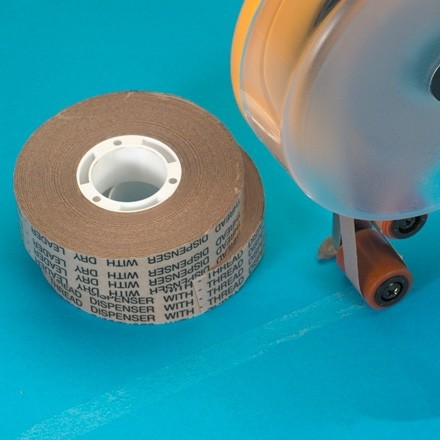 "3M 928 Repositionable Adhesive Transfer Tape, 1/2"" x 18 yds., 2 Mil Thick"