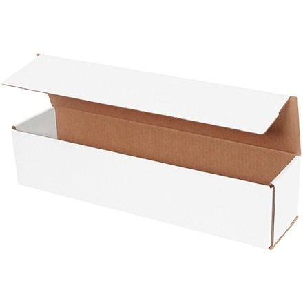 """Indestructo Mailers, White, 20 x 4 x 4"""""""