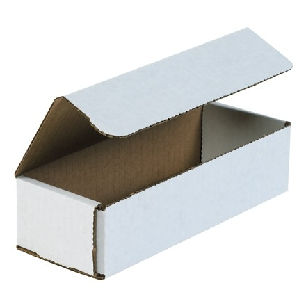 """Indestructo Mailers, White, 8 x 2 x 2"""""""