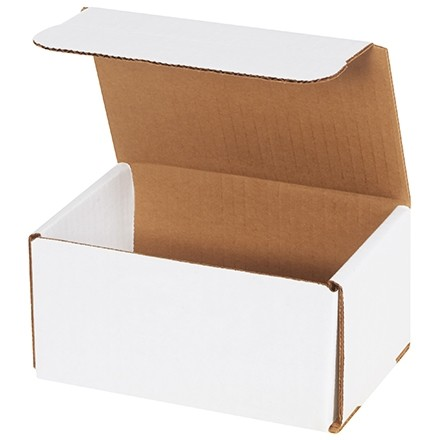 Indestructo Mailers, White, 6 x 4 x 3""