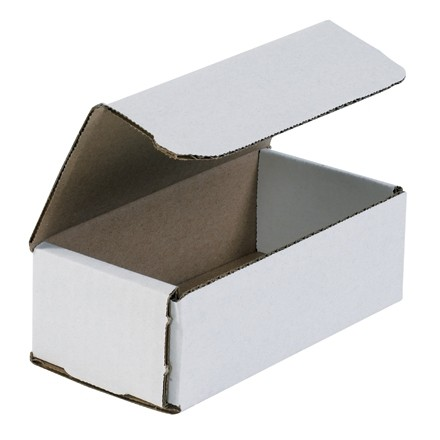 Indestructo Mailers, White, 6 x 3 x 2""
