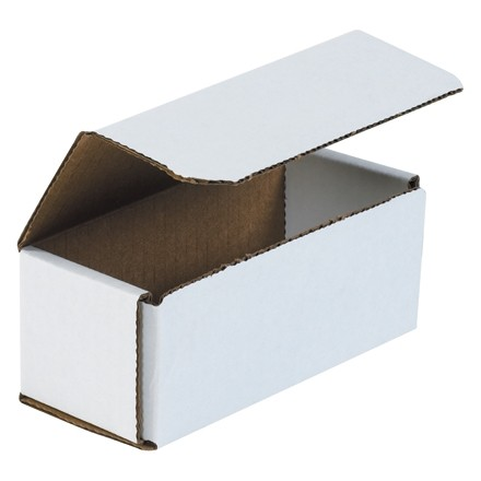 """Indestructo Mailers, White, 6 x 2 1/2 x 2 3/8"""""""