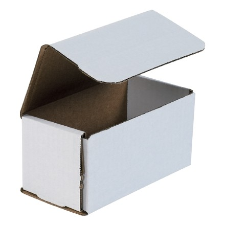 Indestructo Mailers, White, 6 x 3 x 3""