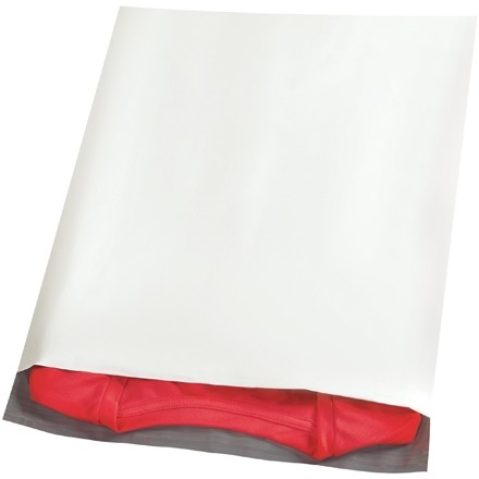 """Poly Mailers Bulk Pack, Tear-Proof, 14 x 17"""", 500 / Case"""