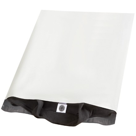 """Poly Mailers Bulk Pack, Tear-Proof, 19 x 24"""", 125 / Case"""