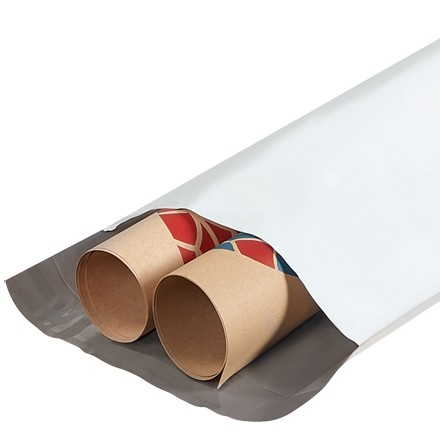 """Poly Mailers, Long, 8 1/2 x 33"""""""