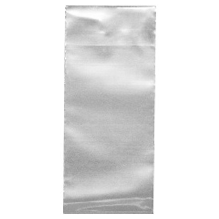 "Flap Lock Poly Bags, 14 x 18"", 2 Mil"