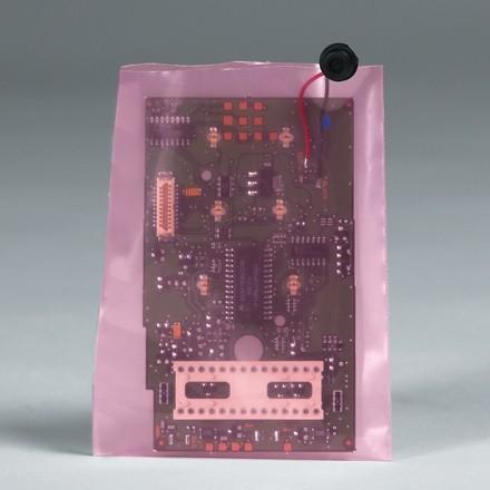"Poly Bags, Anti-Static, 2 x 3"", 4 Mil, Flat"