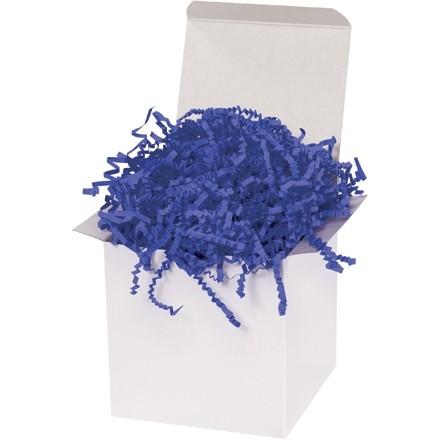 Crinkle Paper, Royal Blue, 10 Pounds
