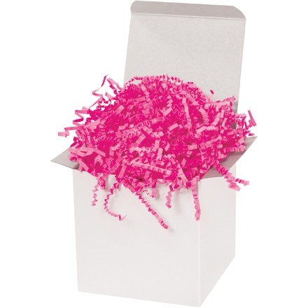 Crinkle Paper, Pink, 10 Pounds