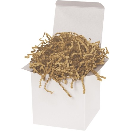 Crinkle Paper, Kraft, 40 Pounds