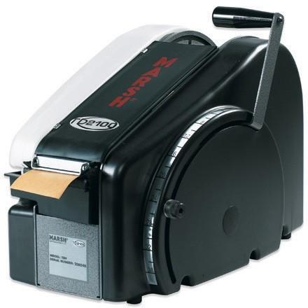 Marsh® TD2100 Manual Kraft Tape Dispenser with Heater