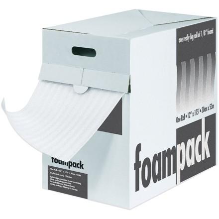 """Air Foam Dispenser Box - 1/4"""", 12"""" x 85"""