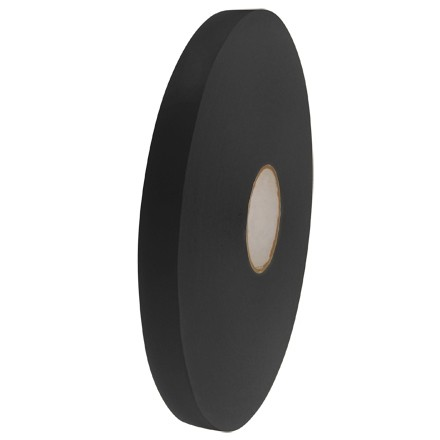 "Black Industrial Double Sided Foam Tape, 1/16"" Thick - 3/4"" x 36 yds."