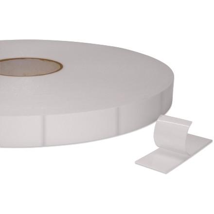 "Pre-Cut Double Sided Foam Strips, 1/32"" Thick - 1 x3"""