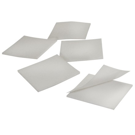 "Removable Double Sided Foam Squares, 1/32"" Thick - 1 x1"""