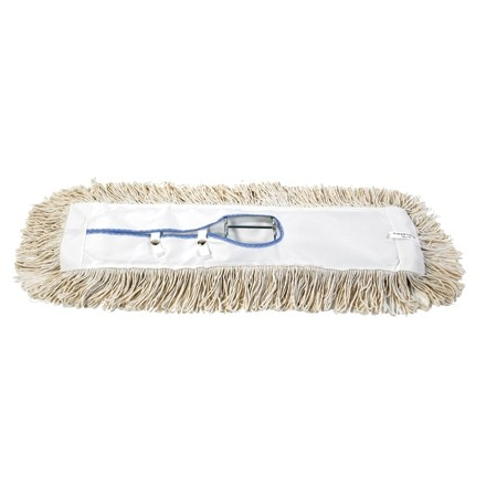 Economy Dry Dust Mop Replacement Head, 24""