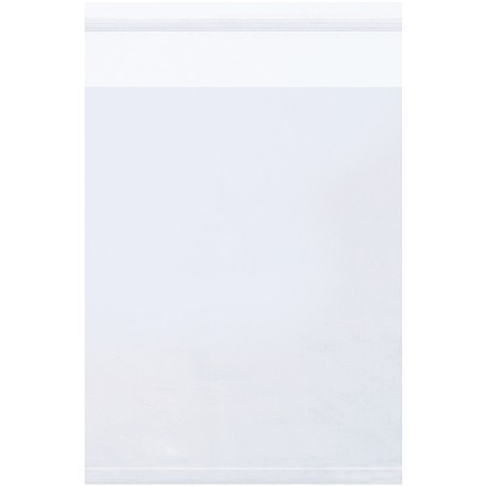 """Resealable Poly Bags, 16 x 20"""", 1.5 Mil"""