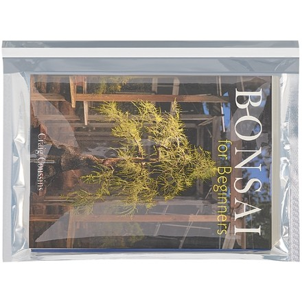 """Glamour Mailers, Flat, Translucent Silver, 9 1/2 x 12 3/4"""""""