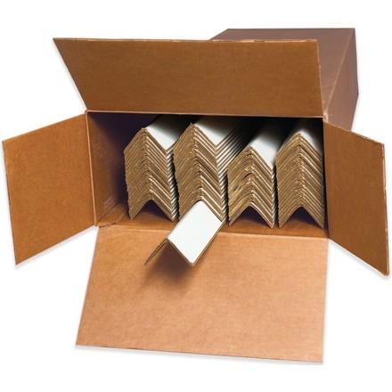 "Medium Duty Edge Protectors - .160"" Thick, 2 x 2 x 30"" (Cased)"