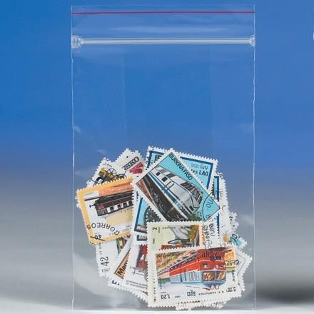 "Minigrip® Reclosable Poly Bags, 2 x 2"", 2 Mil"