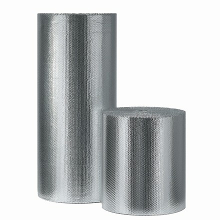"Insulated Bubble Rolls, 12"" x 125"