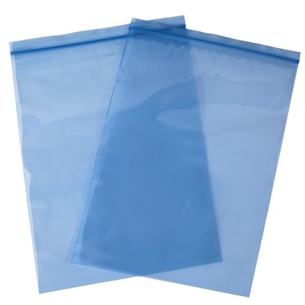 """VCI Reclosable Poly Bags, 8 X 10"""", 4 Mil"""