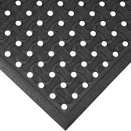 Anti-Slip Drainage Mat, 3 x 5