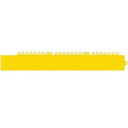 """Yellow Ramp, 3 x 39"""", Male Edge"""