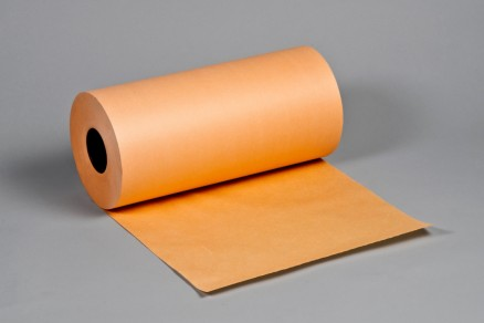 "Peach Steak Paper Roll , 24"" x 1200"