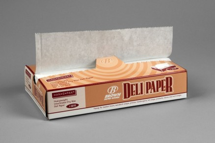 Deli Tissue Sheets , 10 x 10 3/4""
