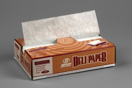 Deli Tissue Sheets , 8 x 10 3/4""