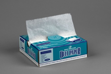 Deli Tissue Sheets , 6 x 10 3/4""