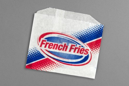 French Fry Bags, 4 1/2 x 3 1/2""