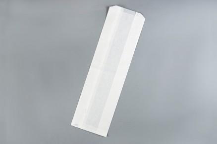 "White Waxsealed Bread Bags - Large Rye Size, 6 x 2 1/2 x 20"""