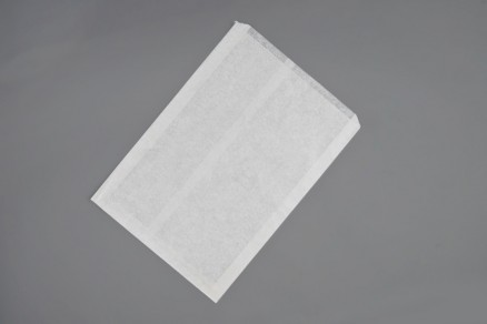 "White Waxsealed Bread Bags - Kringle Size, 11 1/2 x 2 x 16"""