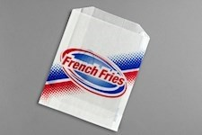 French Fry Bags, 4 3/4 x 3/4 x 5 3/4""