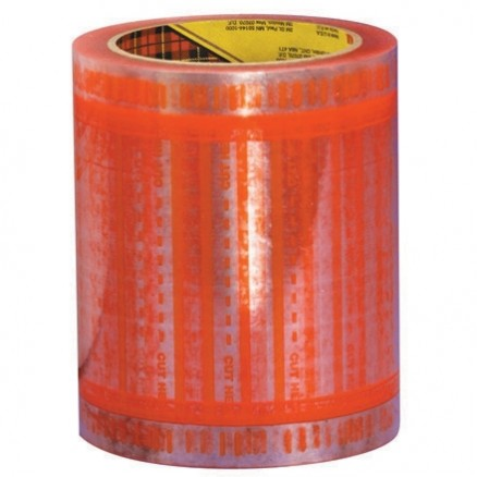 3M 827 Pouch Tape Rolls, 5 x 8""