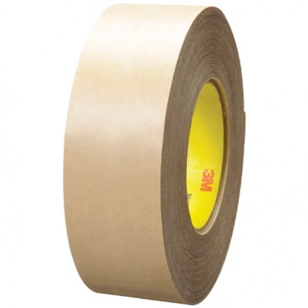 "3M 9485PC High Performance Adhesive Transfer Tape, 2"" x 60 yds., 5 Mil Thick"
