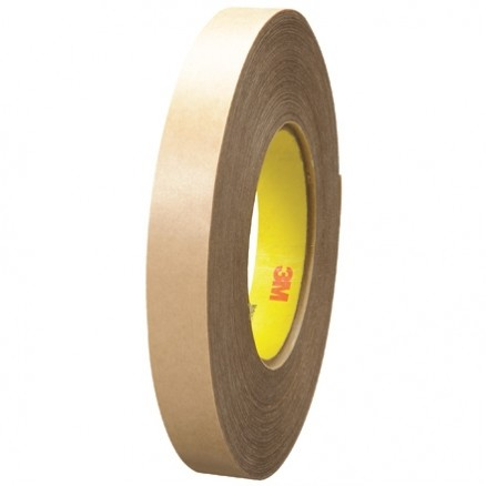 "3M 9485PC High Performance Adhesive Transfer Tape, 3/4"" x 60 yds., 5 Mil Thick"