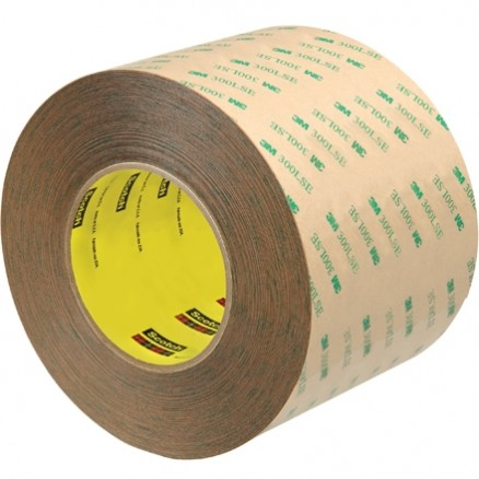 "3M 9472LE General Purpose Adhesive Transfer Tape, 4"" x 60 yds., 5 Mil Thick"