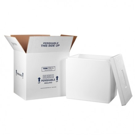 "18 x 14 x 19"" Insulated Shipping Kits"