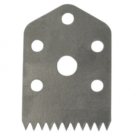 "Replacement Tape Cutting Blade for 5/8"" Bag Taper"